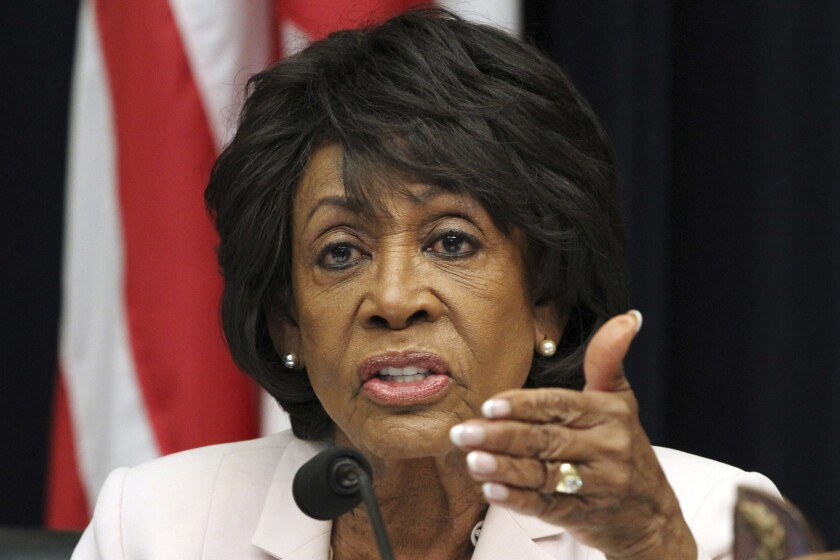 Citigroup Inc. quietly boosted its minimum wage to $15 an hour after House Financial Services Committee Chairwoman Maxine Waters prodded the firm.