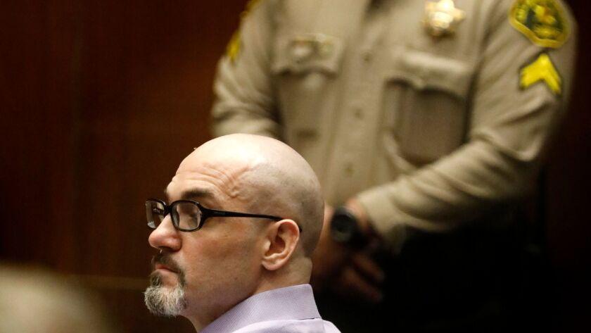 Trial People v Michael Thomas Gargiulo - Ashton Kutcher's testimony, Los Angeles, USA - 29 May 2019