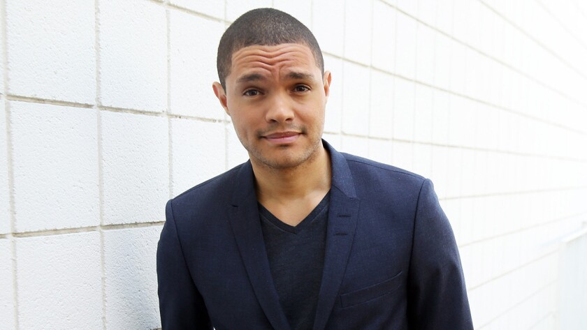 "The premiere of ""The Daily Show With Trevor Noah"" will air on several channels."