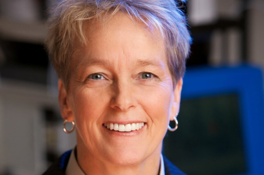 Laura Shawver is founder of the San Diego-based nonprofit Clearity Foundation. / courtesy photo