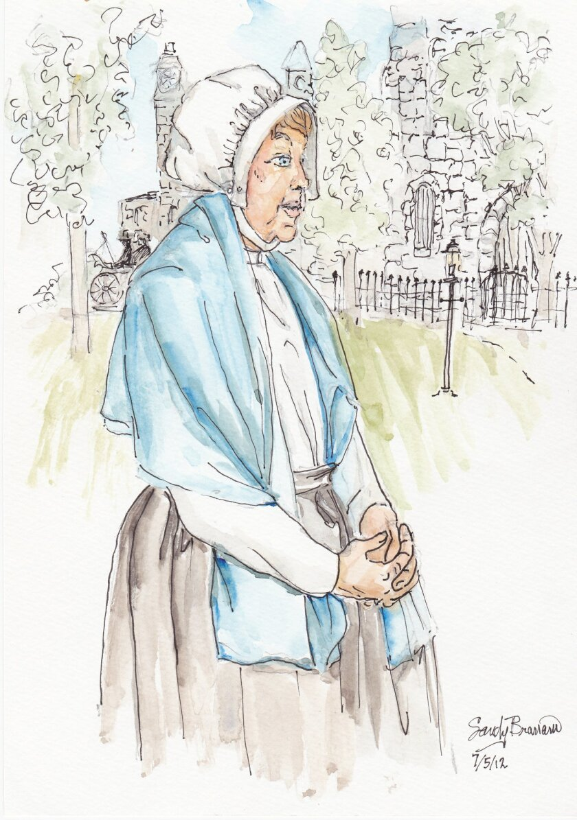 'The Life of Elizabeth Fry'. Courtesy