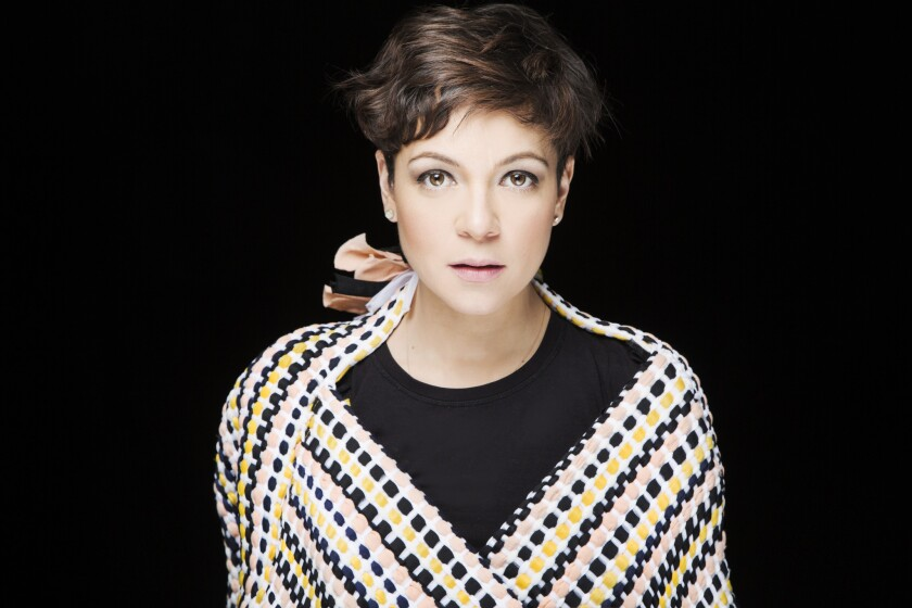 Mexican singer-songwriter Natalia Lafourcade established herself performing rock and pop before embracing an array of traditional Latin American musical styles.