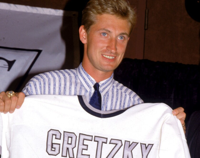 The Wayne Gretzky trade: How great was that?