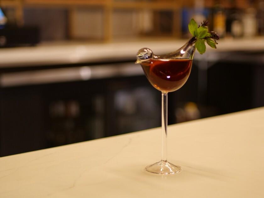 Gran Canaria cocktail