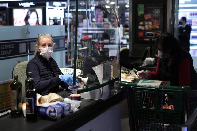 Las cadenas de supermercados han arrancado la tercera semana de actividad