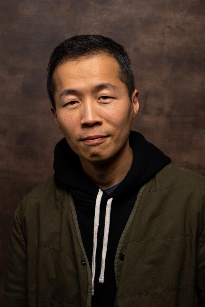 """Minari"" writer-director Lee Isaac Chung"