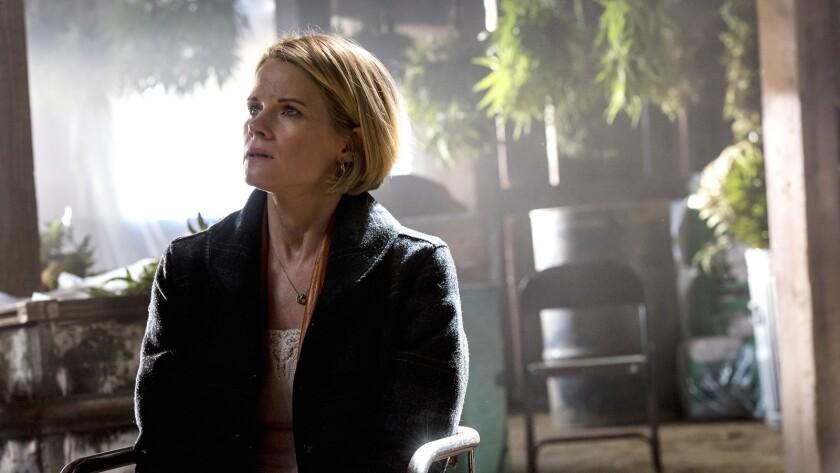 """Joelle Carter in """"Justified"""" on FX."""