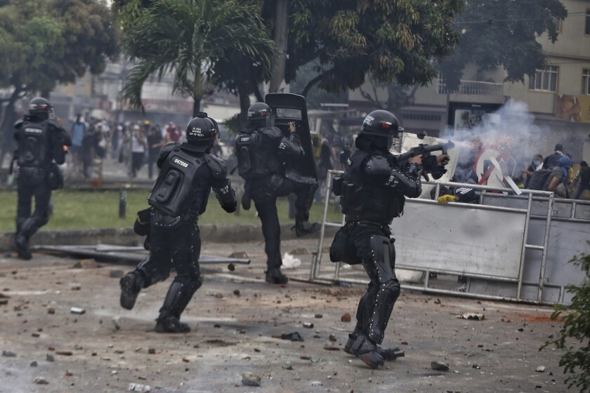 ¿Por qué estan protestando en Colombia? 6 datos que debe saber