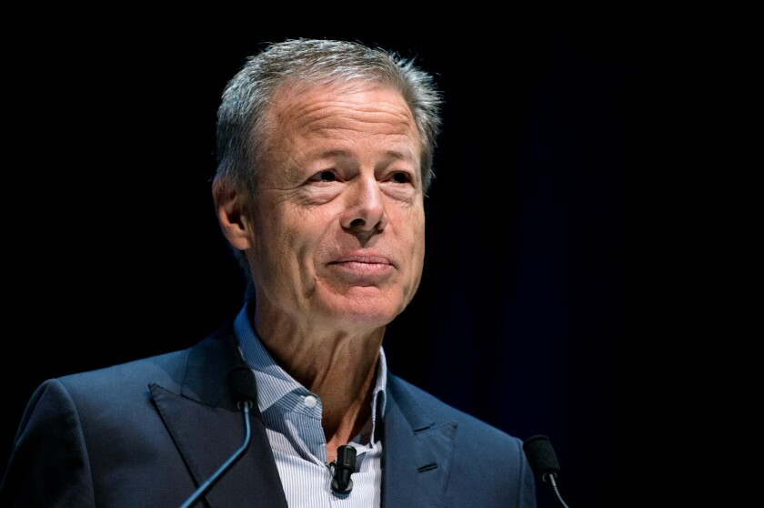 Time Warner Chairman and CEO Jeff Bewkes