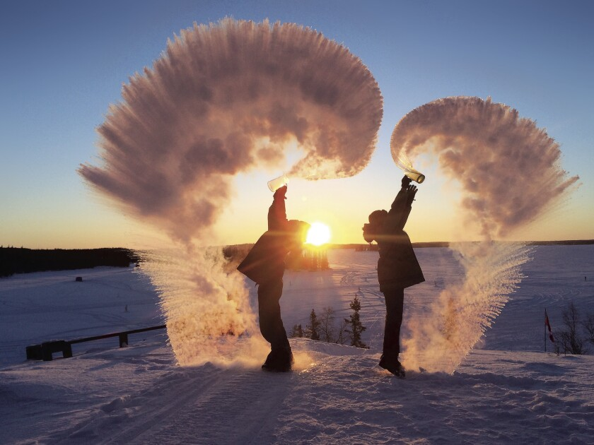"""The joy of """"offline living"""" on a Folk Rebellion trip to Northern Canada"""