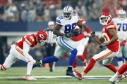 Cowboys' Dez Bryant, Terrance Williams suffer high ankle sprains