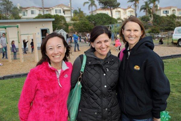 Valerie Beckwith, Rachel Olsen, Rebecca Conner