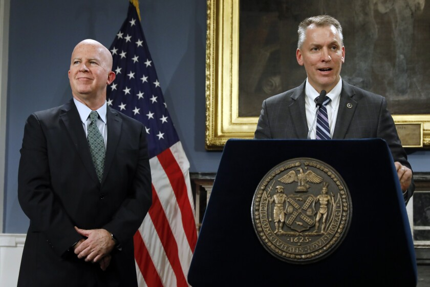 NYPD Commissioner