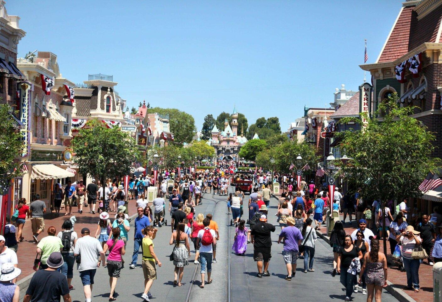 Disney retailing