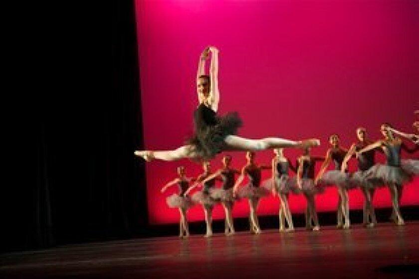 Royal Dance Academy performers.