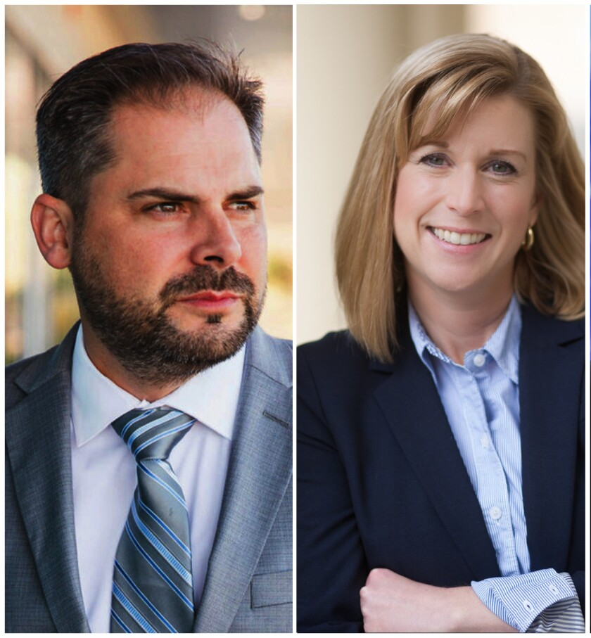 Republican defense contractor Mike Garcia and Democratic state Assemblywoman Christy Smith will face off on May 12 to fill the remainder of former Rep. Katie Hill's term.