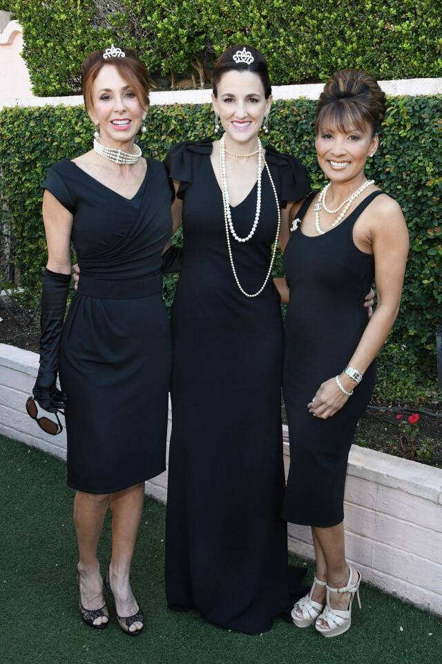 Breakfast at Tiffany's benefit for Miracle Babies