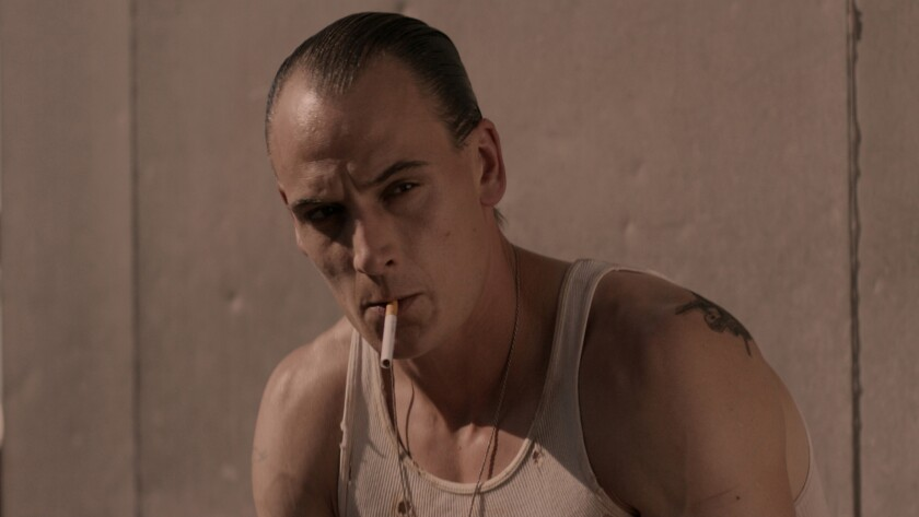 """Ian McLaren in a scene from the movie """"Badsville."""" Credit: Epic Pictures"""
