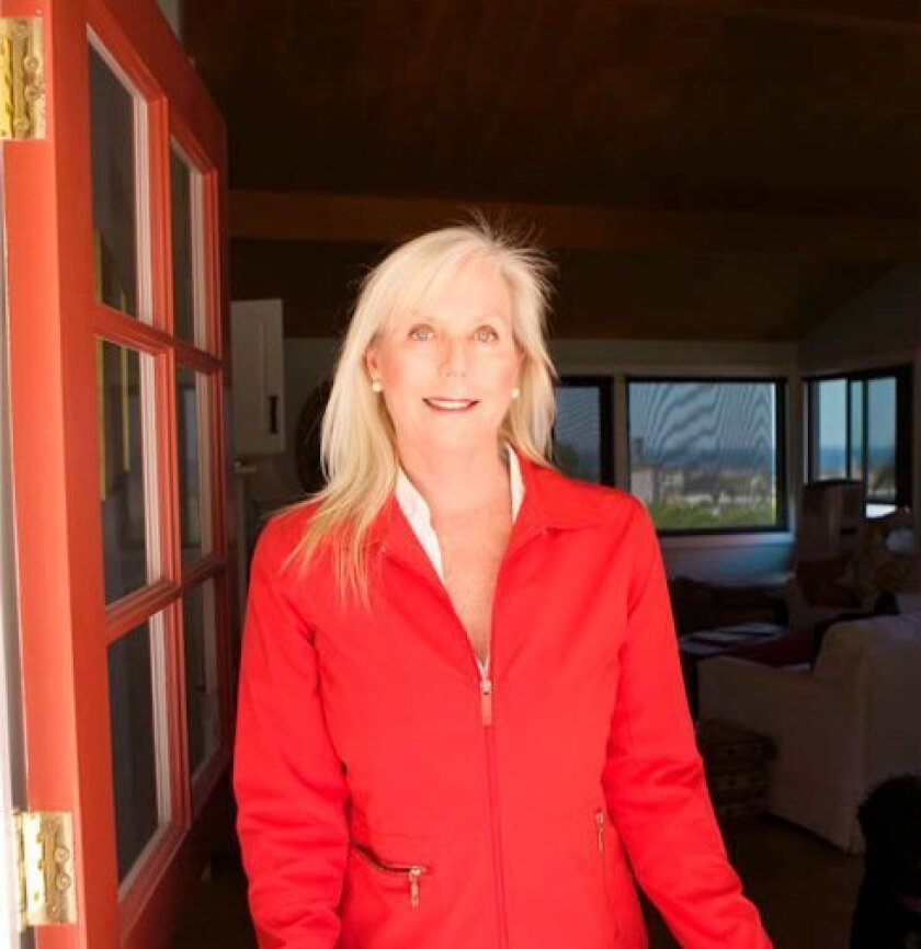 Coast Home Watch was created at the request of the real estate clients of Mary Ellen Morgan (pictured) who needed professional attention for their vacation and second homes while they were away. (Courtesy Photo)
