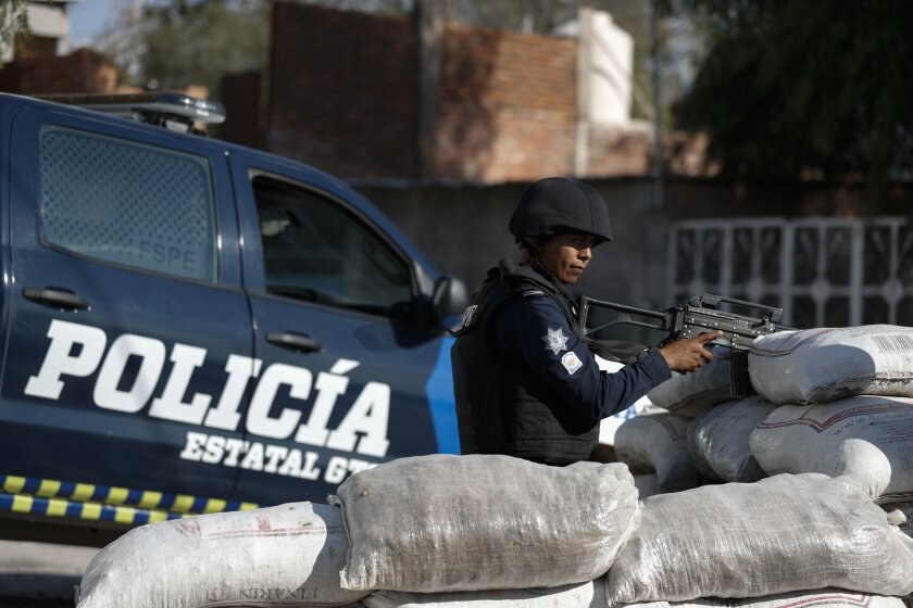 Mexico Rising Cartel