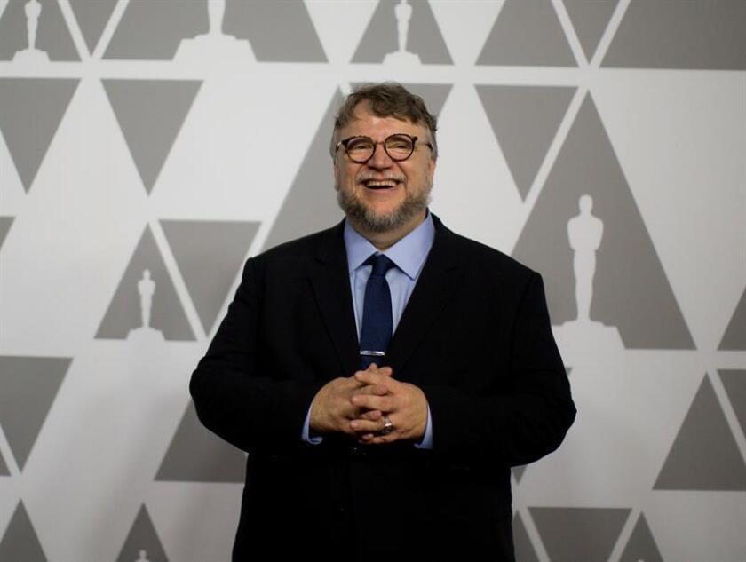 En la imagen, el director mexicano Guillermo del Toro. EFE/Archivo