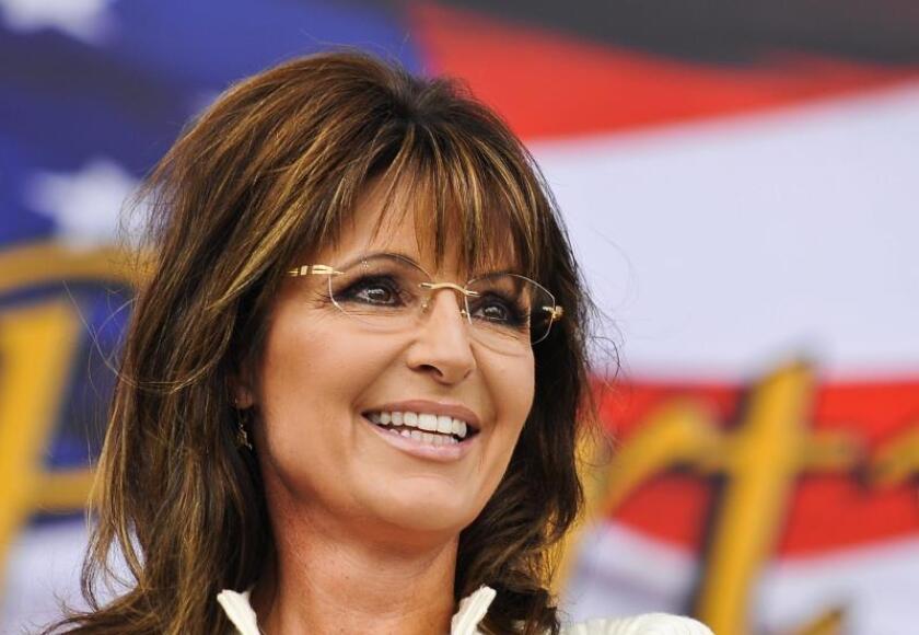 El marido de la exgobernadora de Alaska Sarah Palin pide el divorcio