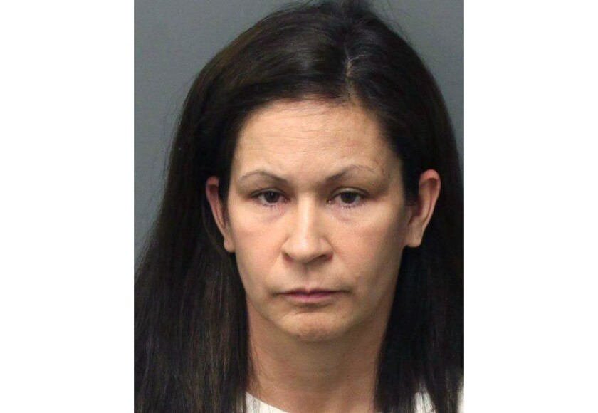 Andrea Michelle Cardosa, a former Alhambra school administrator whose telephone confession to molesting a former student was uploaded to YouTube, was sentenced Monday to 10 years in prison.