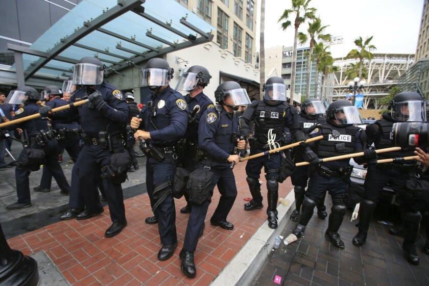 Trump S Trip To San Diego Cost Taxpayers 460k The San Diego Union Tribune