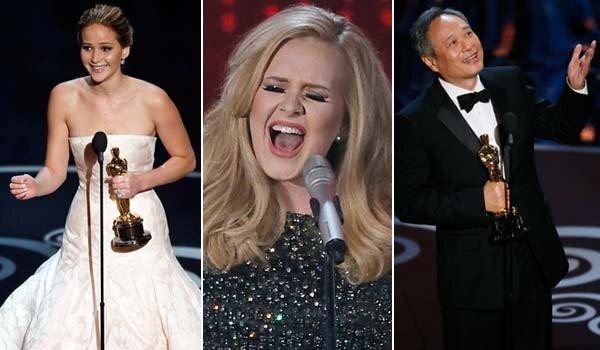2013 Oscars show
