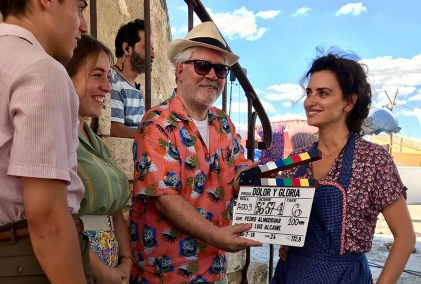 El cineasta español Pedro Almodóvar está muy entusiasmado con la nueva cinta de Alfonso Cuarón.