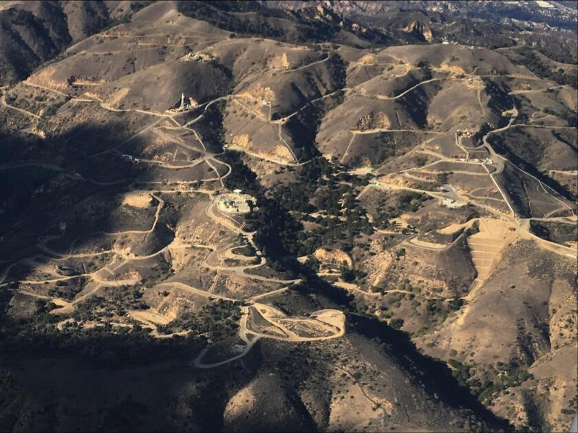 Porter Ranch methane leak in Aliso Canyon