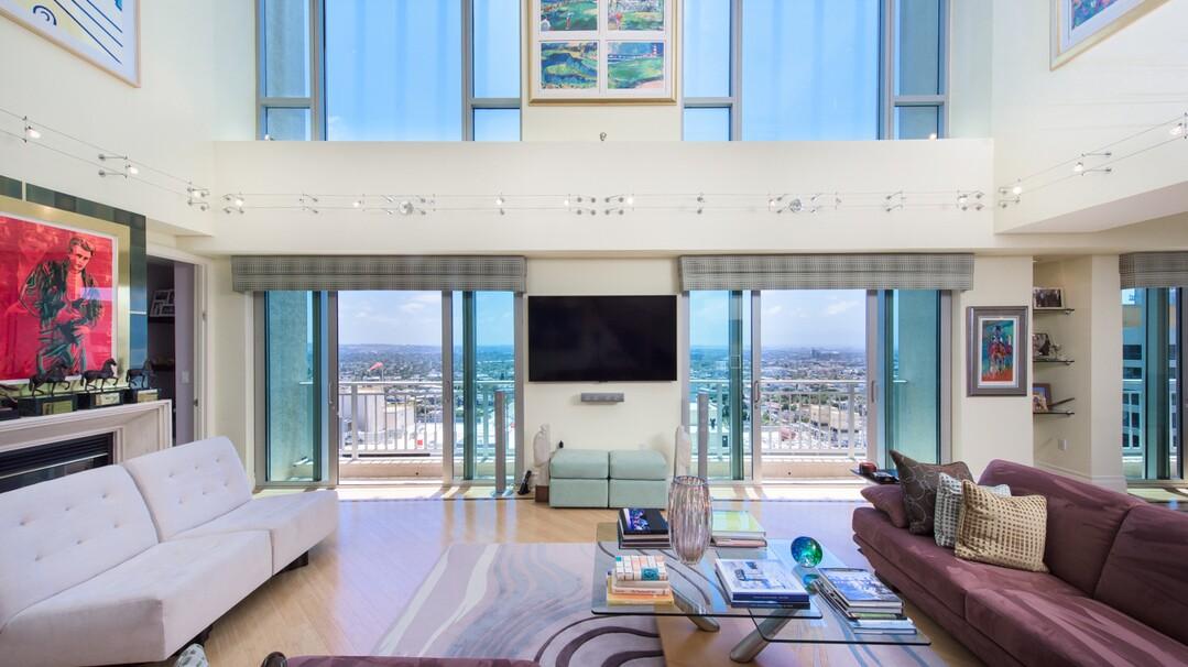 Gary Barber's Remington penthouse