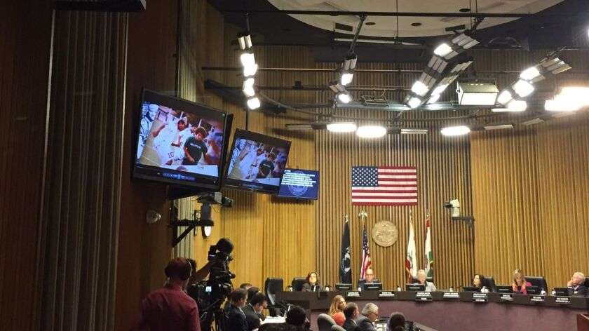 Supervisors on Wednesday voted 3-2 to ban all marijuana businesses in unincorporated San Diego County.