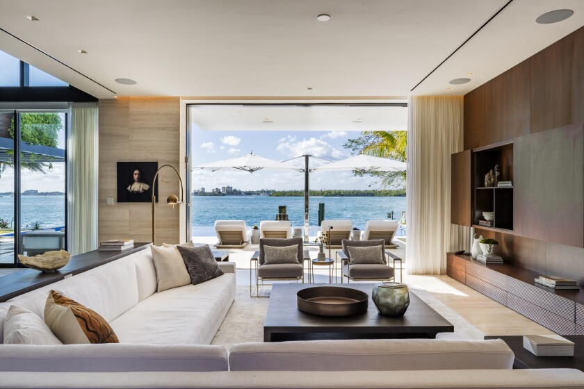 Tropical estate sells for record $24 million in Bal Harbour