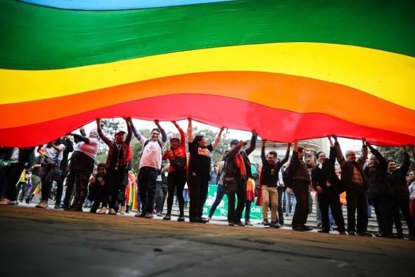 Unas 1.300 personas LGBTI han sido asesinadas en Latinoamérica desde 2014
