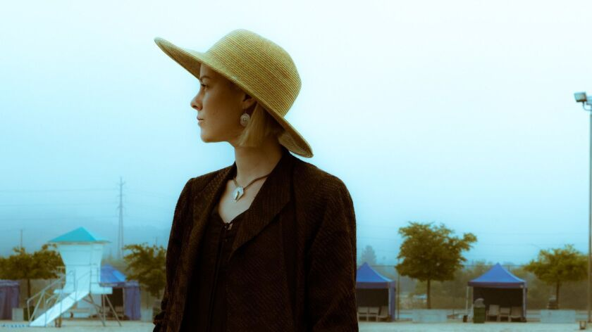 "Jena Malone in ""Too Old to Die Young."""