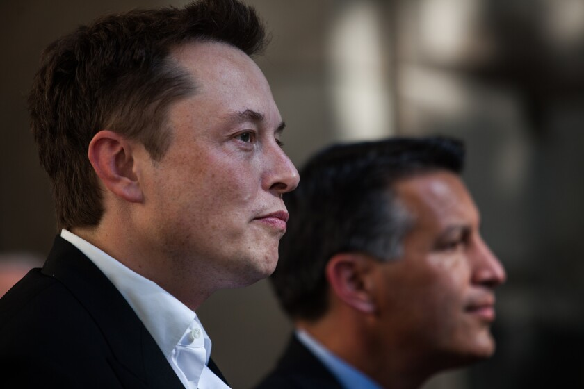 Tesla Motors' gigafactory deal to Nevada