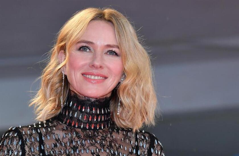 """La actriz británica Naomi Watts protagonizará la primera serie derivada del universo """"Game of Thrones"""", informó hoy la cadena HBO en un comunicado. EFE/ARCHIVO"""