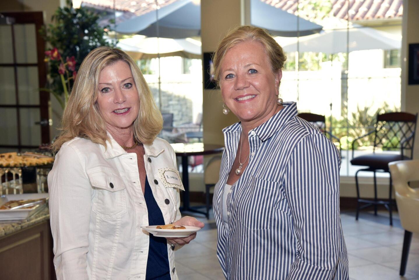 Women, Wine, Wellness and Wisdom event at Casa Aldea