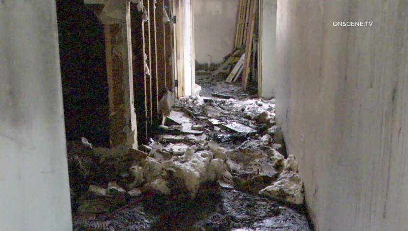 Coronado renovation house fire.jpg