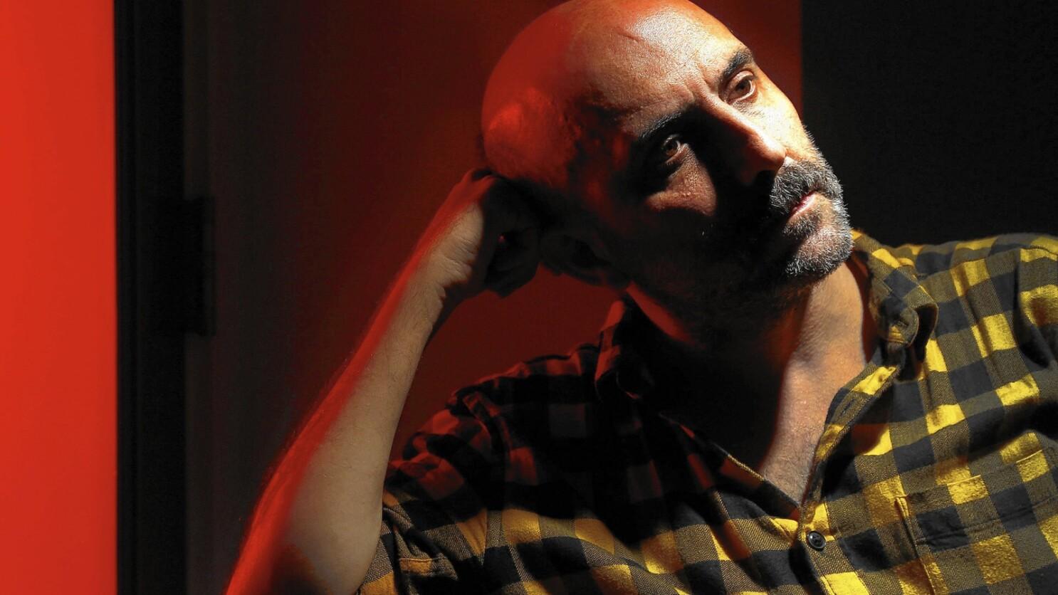 Q&A: Filmmaker Gaspar Noé talks 'Love,' sex and his 3-D vision - Los  Angeles Times