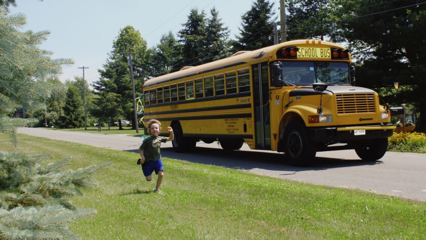 """A scene from the documentary """"Newtown."""""""