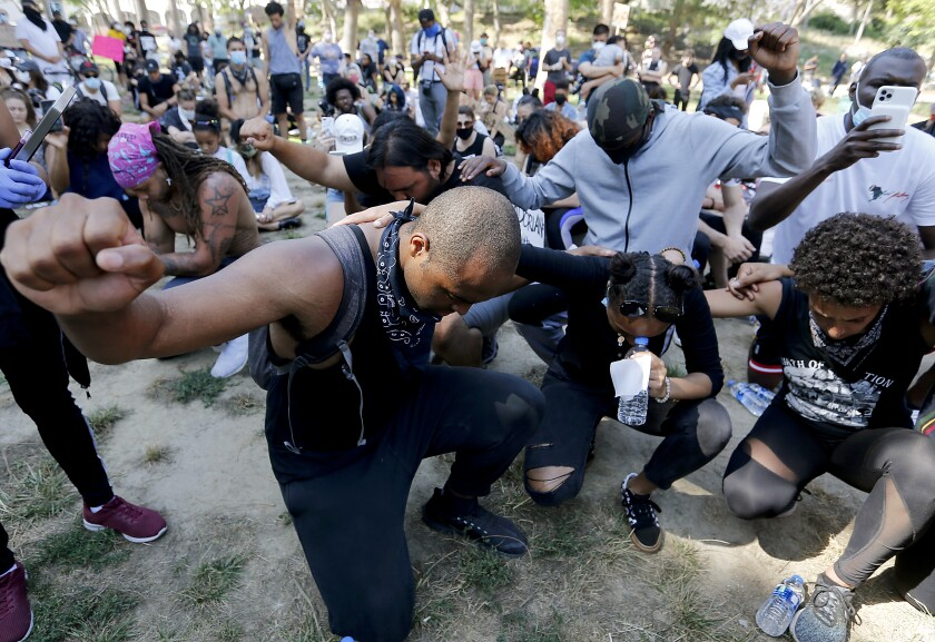 George Floyd protests: Live updates - Los Angeles Times