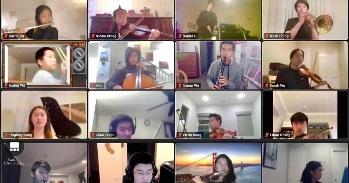 www.delmartimes.net: Local Asian community celebrated 2021 Lunar New Year and Lantern Festival via Cloud Lantern Festival Gala