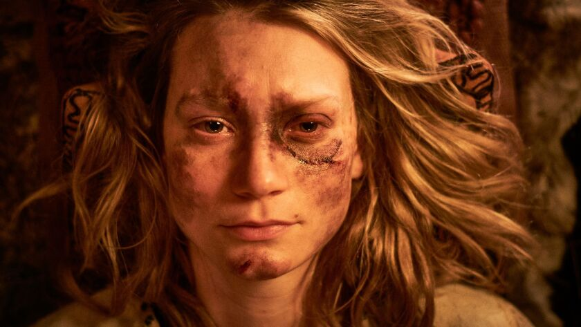 Mia Wasikowska appears in <i>Judy & Punch</i> by Mirrah Foulkes, an official selection of the World