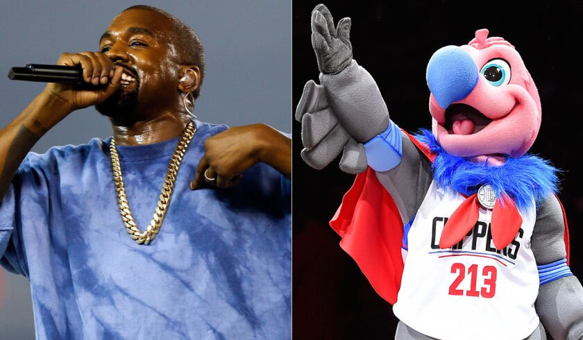 Kanye West, Chuck the Condor