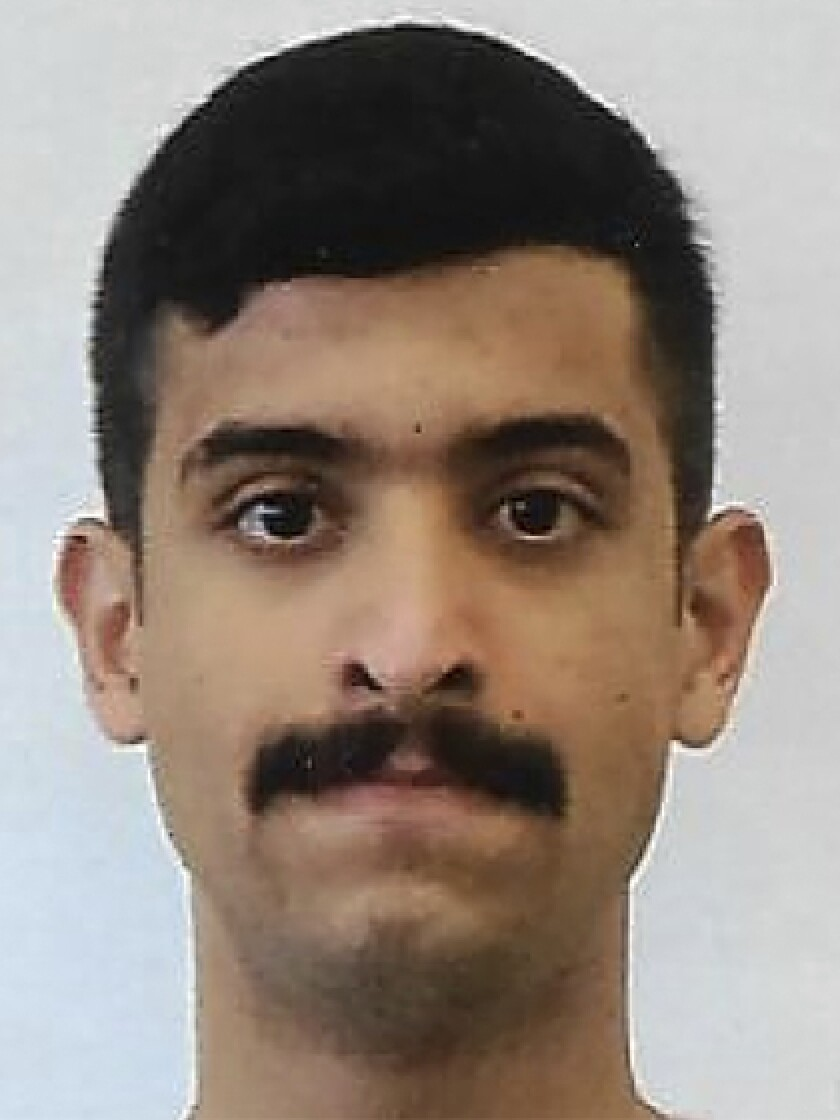 Mohammed Saeed Alshamrani had been undergoing flight training as part of instruction offered at American military bases to foreign nationals.