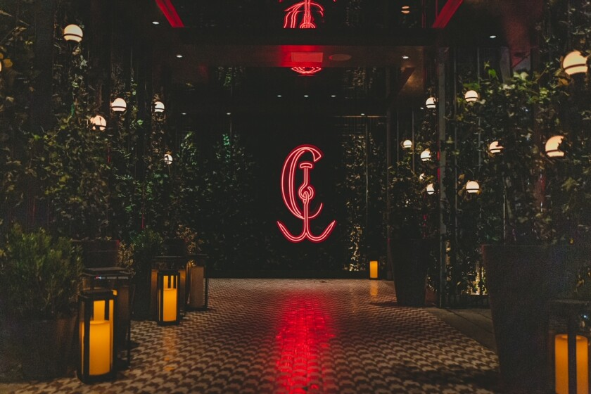 Catch Hospitality Group will open a Catch Steak in Los Angeles this summer. The original location is in New York City.