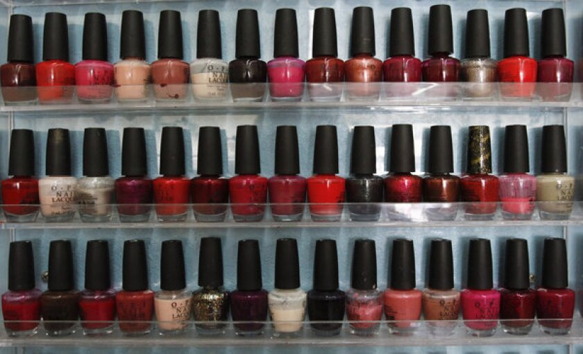 Santa Monica starts program to make nail salons safer