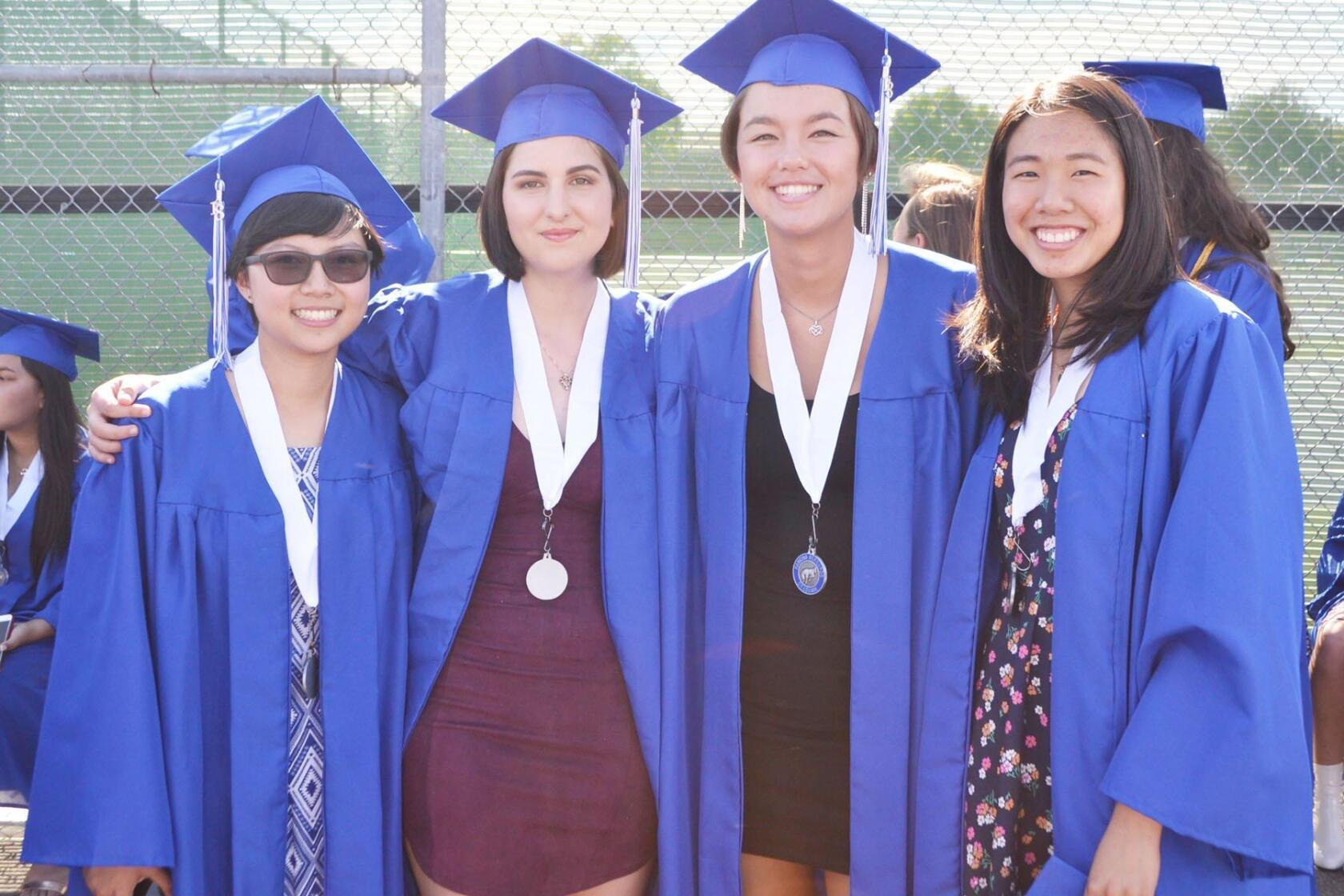 Rancho Bernardo High School's Class of 2018 - Pomerado News